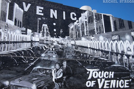 venice beach mural los angeles california art