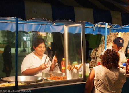 mexico food cart