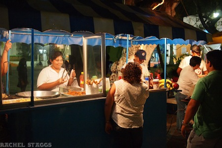 food cart mexico