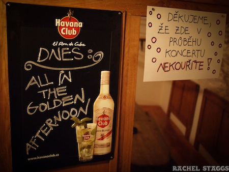 bohemia cocktail bar 69 Jind?ich?v Hradec all in the golden afternoon live