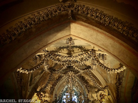 sedlec bone church bohemia czech republic europe