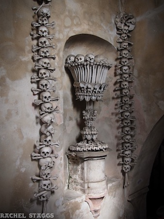 sedlec ossuary bohemia czech republic europe