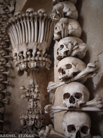 sedlec bone church bohemia europe
