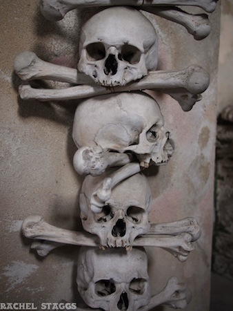 europe czech republic bohemia sedlec bone church sedlec ossuary
