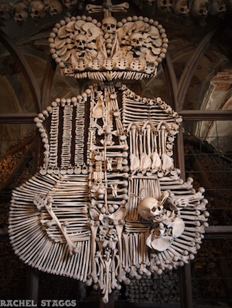 sedlec ossuary sedlec bone church bohemia czech republic europe