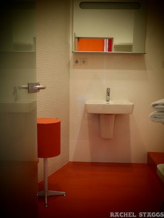 modern pop art bathroom boutique hotel modern design czech republic