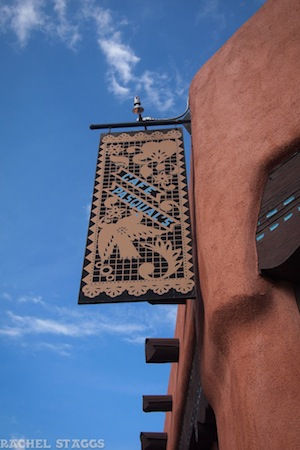 santa fe new mexico cafe pasqual's restaurant new mexican cuisine