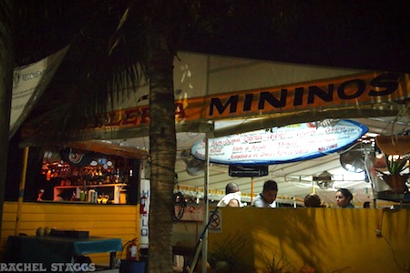 fresh seafood waterfront dining isla mujeres