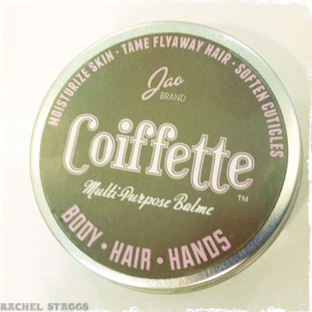 jao brand coiffette balm hands hair body