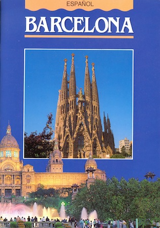 barcelona spain city guide in spanish