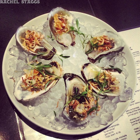 wanderlust and lipstick - sway oysters