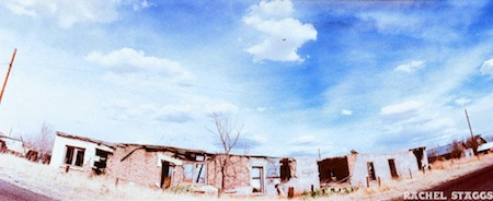 dilapidated historical marfa property west texas big bend