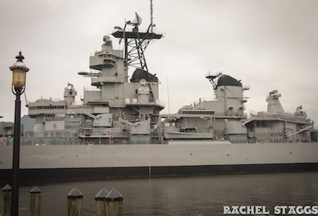 norfolk virginia uss wisconsin