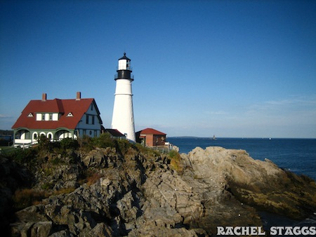 portland head light cape elizabeth maine
