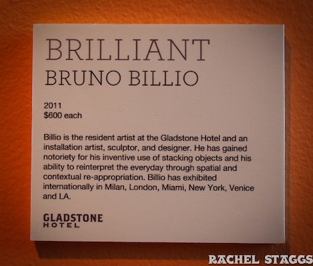 bruno billio art installation