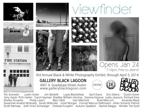 viewfinder show at gallery black lagoon