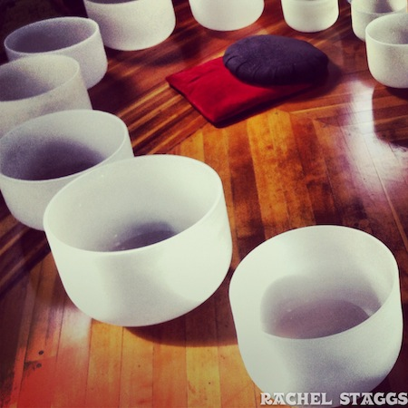 integretron sound bath bowls