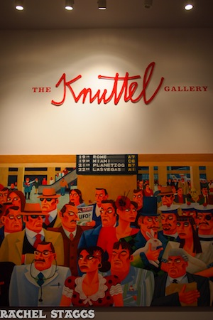 the knuttel gallery las vegas