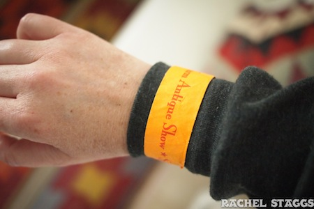 marburger farm wristband