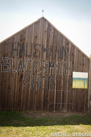 marburger farm blacksmith shop
