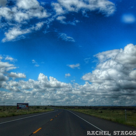 marfa texas clouds