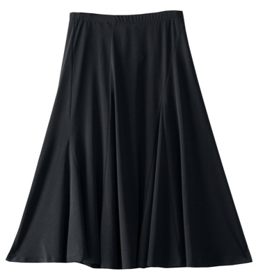 tilley jersey flip skirt