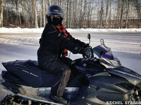 saguenay snowmobile