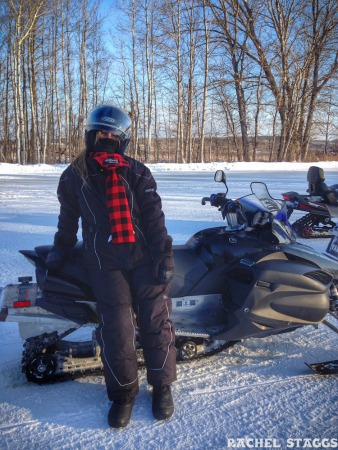 saguenay snowmobile and gear
