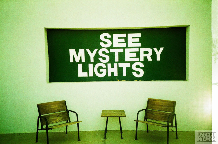 See Mystery Lights – Marfa, Texas