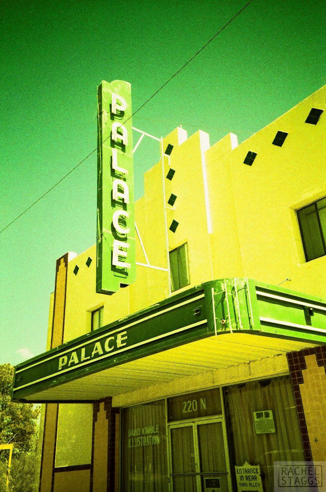 Palace Theatre – Marfa, Texas