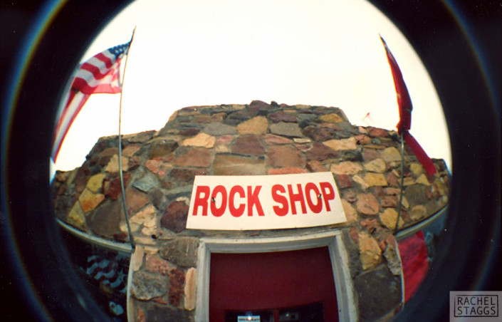 Fort Davis, Texas – Rock Shop