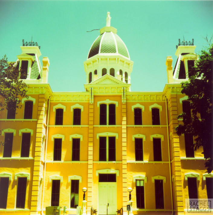 Presidio County Courthouse – Marfa, Texas