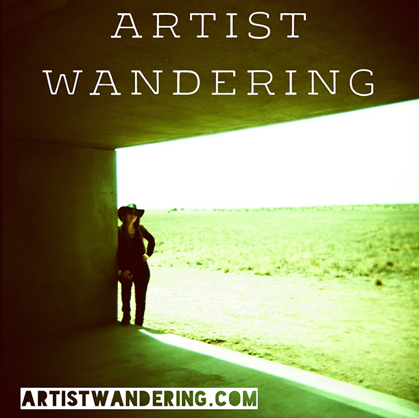 Welcome to Artist Wandering!