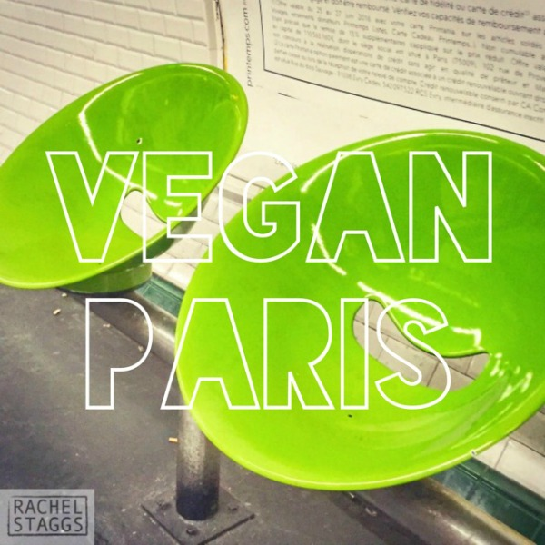 Eating Vegan in Paris
